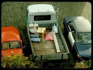 Auslieferung 1979