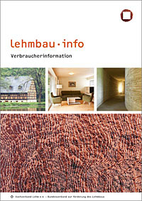 Lehmbau-Info des DVL